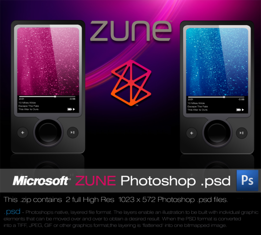 microsoft-zune-psd-graphic