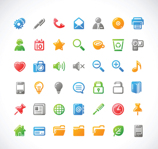 simple-vector-icon-set