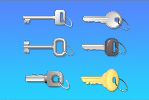 vector-keys