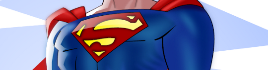 superman vector graphic