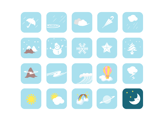 weather-vector-symbols