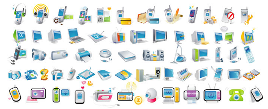 icon-set-vector-digital-devices