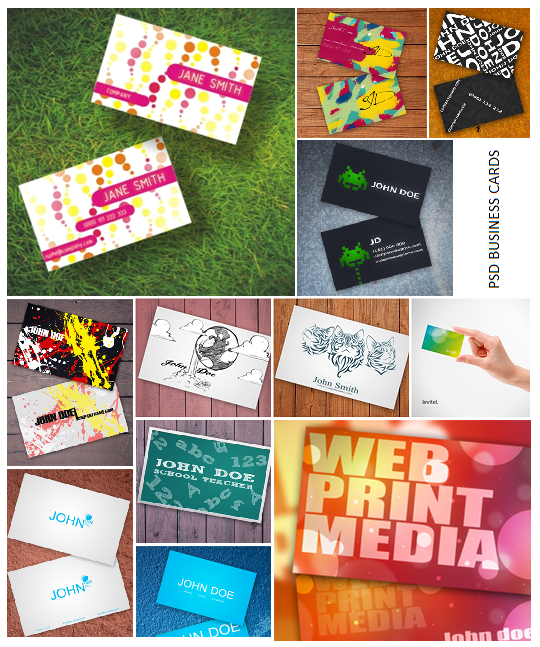 psd-business-cards