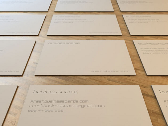 minimalistic-business-card-template