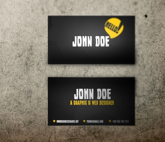 unique-business-card-template