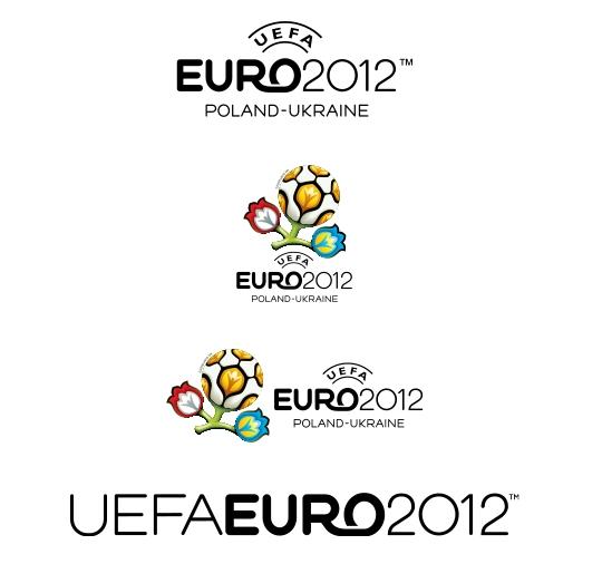 Euro 2012 Vector Logos