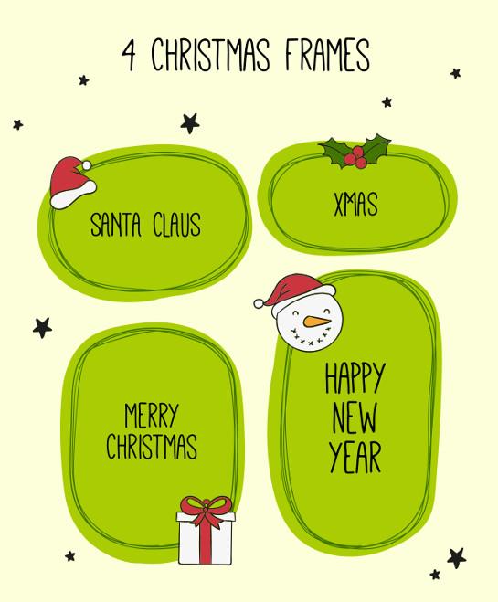 christmas-frames